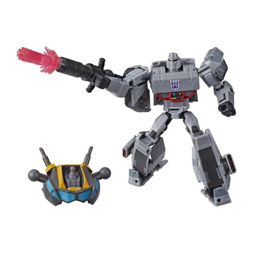 Transformers Cyberverse Deluxe Wave 3 Set