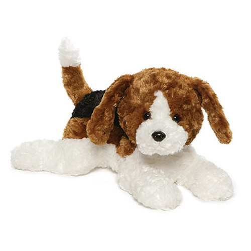 Russet Beagle Dog 14-Inch Plush