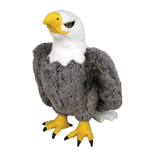 Bald Eagle 18-Inch Plush