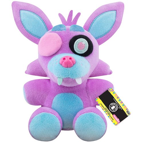 Five Nights at Freddy's Foxy Purple Spring Colorway Plush