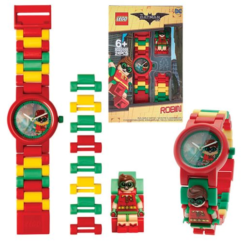 The LEGO Batman Movie Robin Link Watch