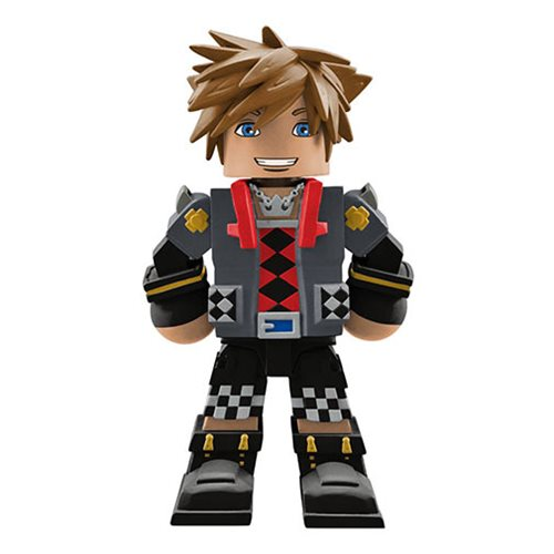 Nightmare Before Christmas Sora.Kingdom Hearts Vinimates Series 1 Toy Story World Sora Vinyl Figure