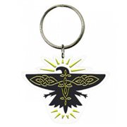 Fantastic Beasts and Where to Find Them Eagle Logo Soft Touch Key Chain