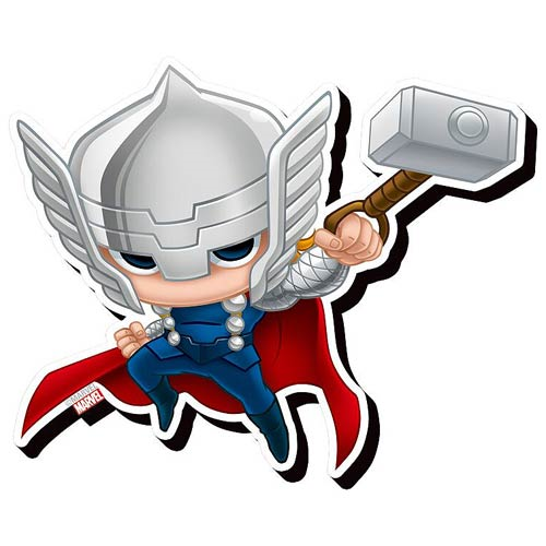 Avengers Thor Chibi Funky Chunky Magnet