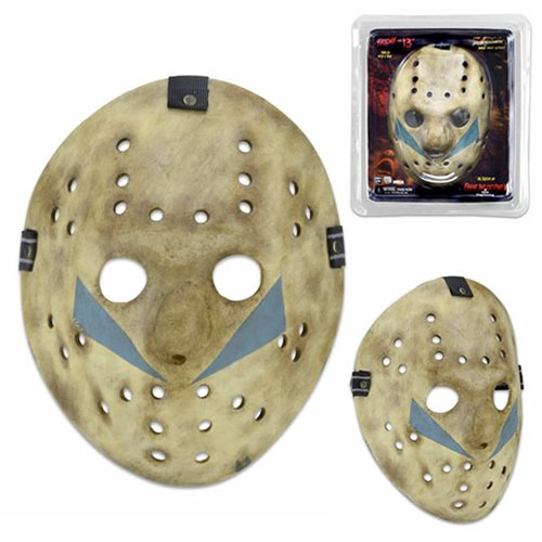 Friday the 13th Part 5: A New Beginning Jason Voorhees Mask Prop Replica