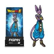 Dragon Ball Super Beerus FiGPiN Enamel Pin