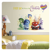 Inside Out Burst Peel and Stick Giant Wall Decals