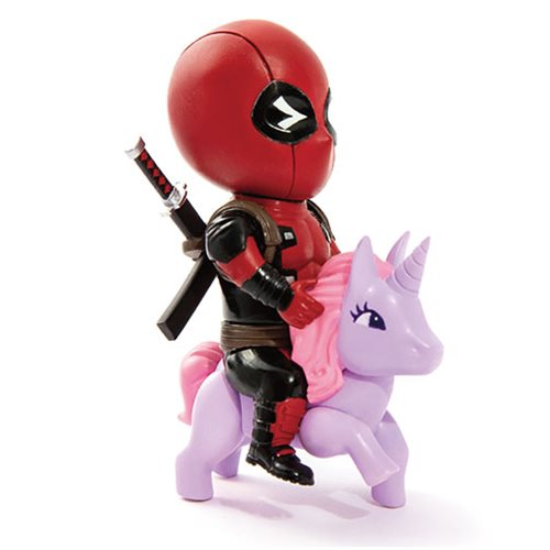 Marvel Comics Deadpool Pony MEA-004 Mini Egg Attack Vinyl Figure