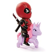 Marvel Comics Deadpool Pony MEA-004 Mini Egg Attack Vinyl Figure - Previews Exclusive
