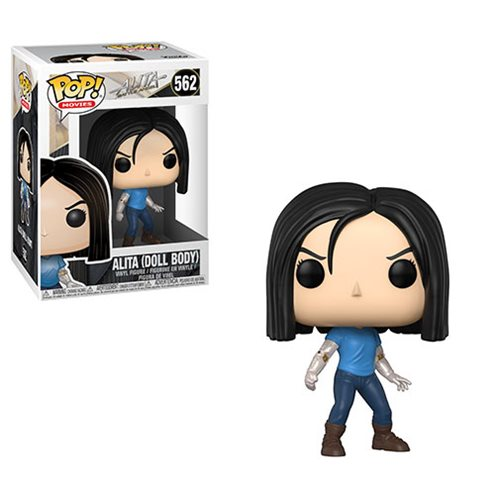 Alita: Battle Angel Alita Doll Pop! Vinyl Figure #562