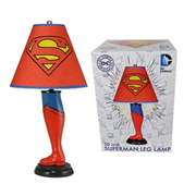 Superman DC Classic 20-Inch Leg Lamp