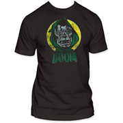 Fantastic Four Dr. Doom Circle Portrait T-Shirt