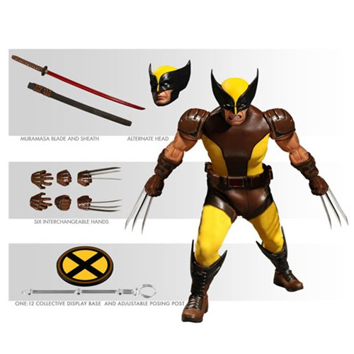 Wolverine One:12 Collective Action Figure