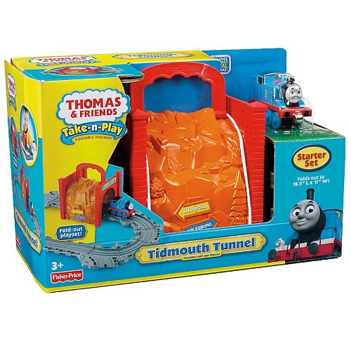 Thomas and Friends Tidmouth Tunnel Playset