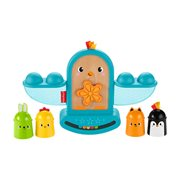Fisher-Price Stack & Rattle Birdie