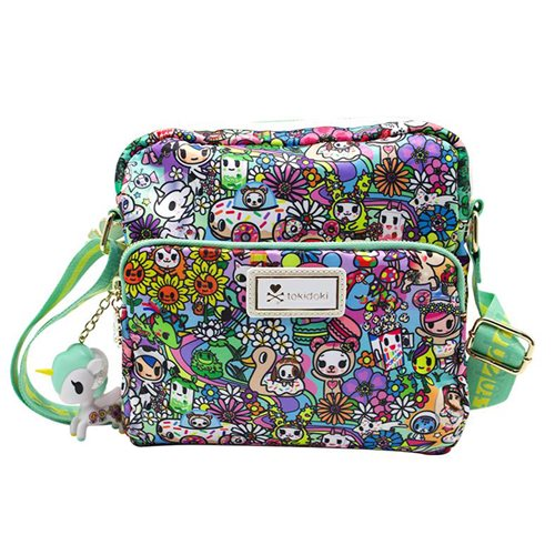 Flower Power Crossbody Purse
