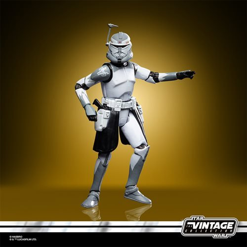 Star Wars The Vintage Collection Clone Paratrooper 3 3/4-Inch Action Figure