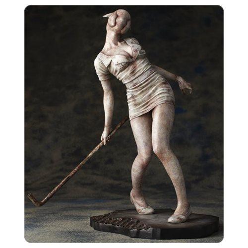 Silent Hill Bubble Head Nurse 1 6 Scale Statue Entertainment Earth