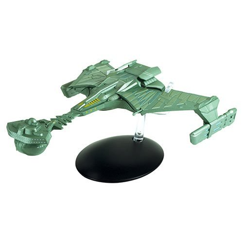 Star Trek Starships Klingon Battle Cruiser Die-Cast Metal Vehicle Special #22
