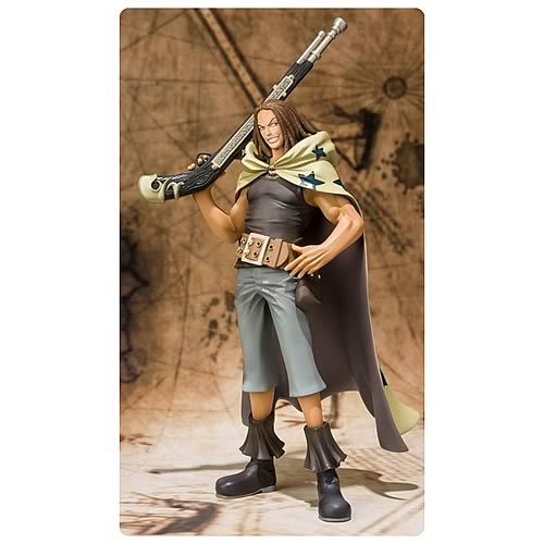One Piece Yasopp Figuarts ZERO Action Figure