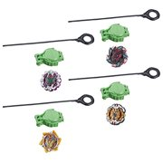 Beyblade Burst Turbo Slingshock Starter Pack Wave 2 Set