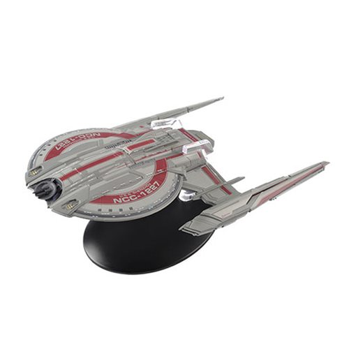 Star Trek: Discovery U.S.S. Shenzhou NCC-1227 Vehicle with Collector Magazine #1