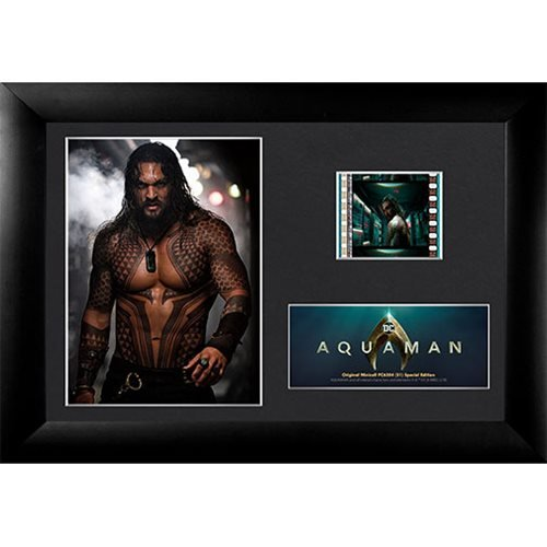 Aquaman Series 1 Mini Film Cell