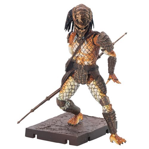 Predator 2 Stalker Predator 1:18 Scale Action Figure - Previews Exclusive