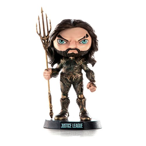 Justice League Aquaman MiniCo. Vinyl Figure