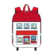 Hello Kitty House Nylon Backpack