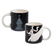Nightmare Before Christmas Zero 20 oz. Sculpted Ceramic Mug