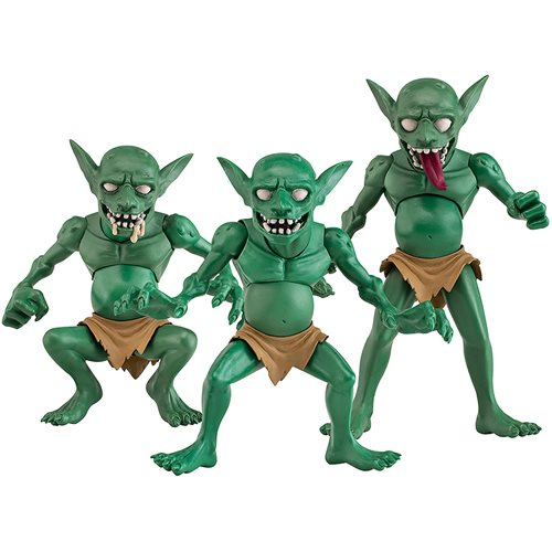 Goblin Village Action Figure 3-Pack