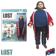 Lost Hurley Reyes 8-Inch Action Figure, Not Mint
