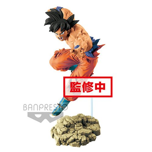 Dragon Ball Super Son Goku Tag Fighters Statue