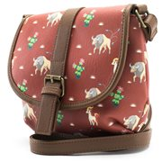 Pokemon Pokemon Western Flap Crossbody Purse