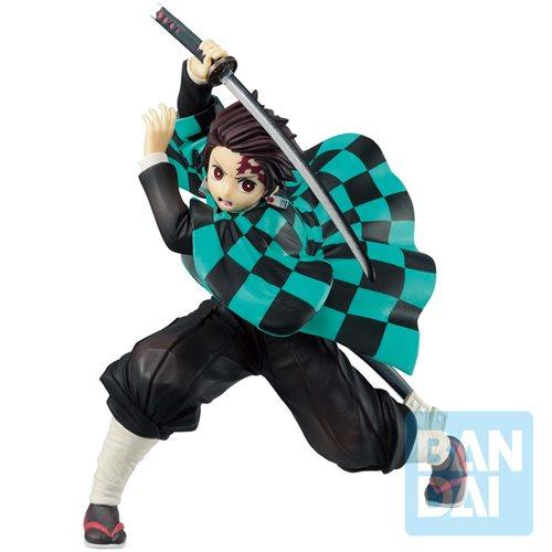 Demon Slayer Tanjiro Kamado Heart and Sword Ichiban Statue