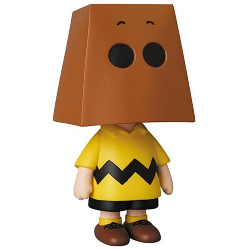 Peanuts Charlie Brown Grocery Bag Version UDF Mini-Figure