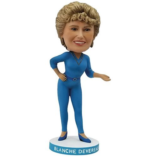 Golden Girls Blanche Devereaux Bobble Head