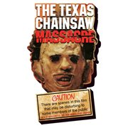 Texas Chainsaw Massacre Head Funky Chunky Magnet