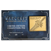 World of Warcraft Alliance Collector's Pin