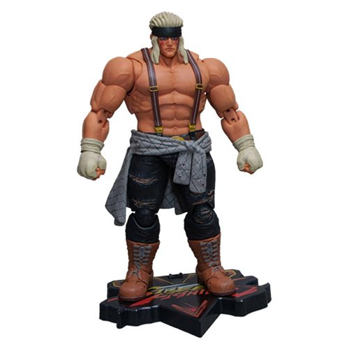 Street Fighter V Alex 1:12 Scale Action Figure - SDCC 2018 Exclusive