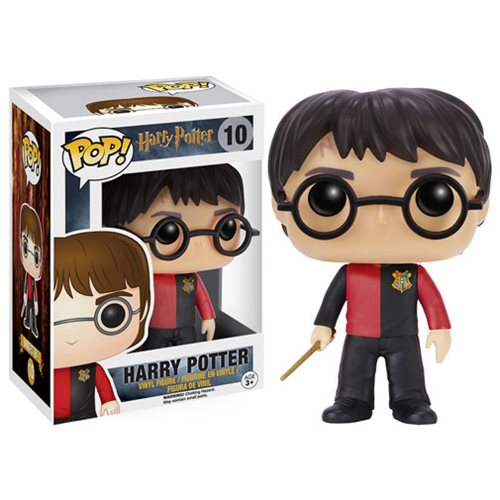 Harry Potter Triwizard Harry Pop! Vinyl Figure