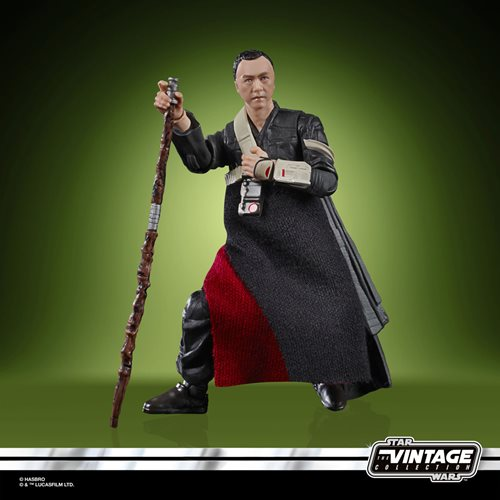 Star Wars The Vintage Collection Chirrut Imwe 3 3/4-Inch Action Figure