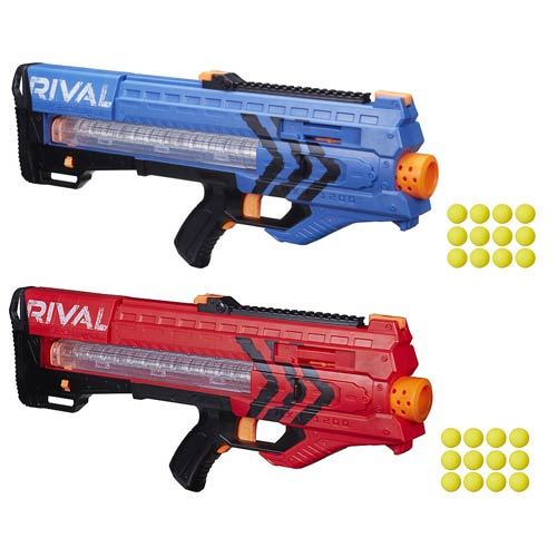 Nerf Rival Zeus MXV 1200 Blasters Wave 1 Revision 2 Case