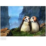 Star Wars Local Residents by Cliff Cramp Paper Giclee Art Print