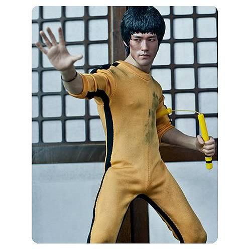 Bruce Lee Game of Death Edition Action Figure
