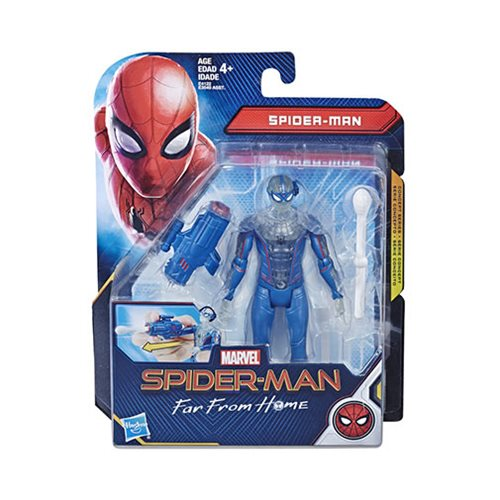 Spider-Man: Far From Home 6-Inch Action Figures Wave 2 Set