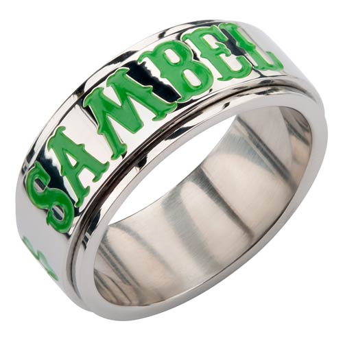 Sons of Anarchy Clover Ring