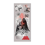 Star Wars: Episode VII - The Force Awakens Villains Giant Wall Graphic