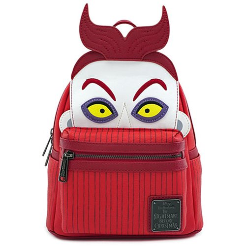 Nightmare Before Christmas Lock Mini Backpack